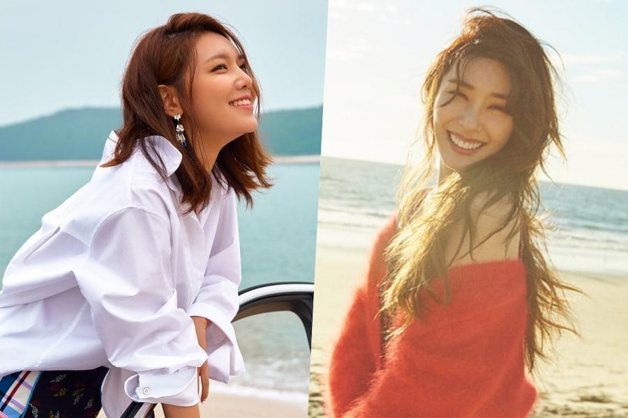 Sooyoung de Girls' Generation muestra amor y apoyo por la nueva música de Tiffany