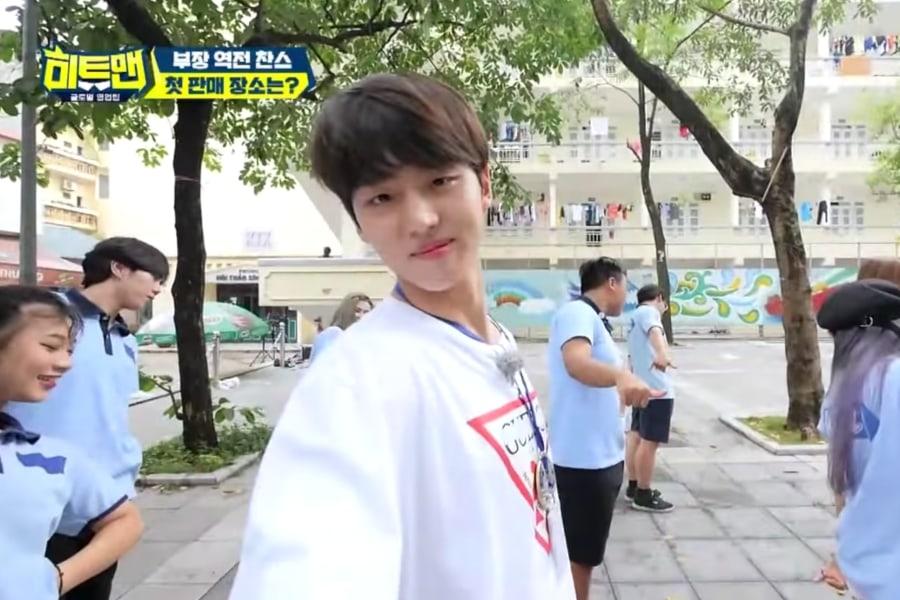 """Hongseok de PENTAGON baila """"Shine"""" con un grupo vietnamita que realiza covers de baile"""