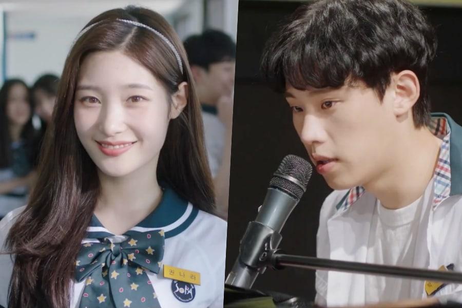"""Jung Chaeyeon de DIA está en la mente de Kim Sung Chul en el 1er previo del drama musical """"to. Jenny"""""""