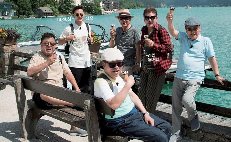 """""""Grandpas Over Flowers Returns"""" tiene un fuerte inicio como el programa más visto en su franja horaria"""