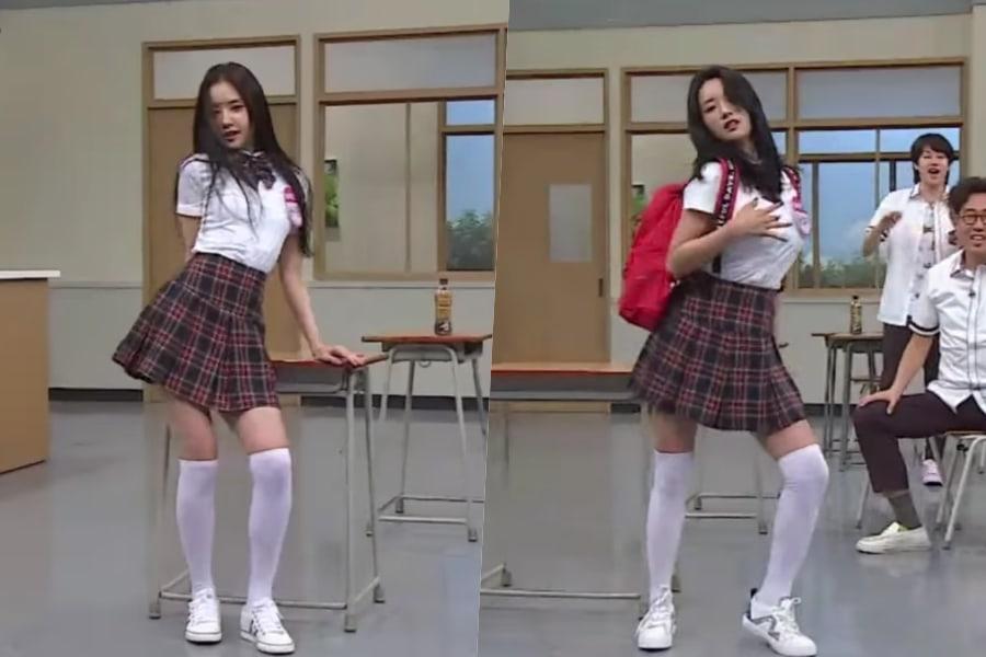 Son Naeun y Bomi de Apink muestran diferentes y cómicos covers de SISTAR19