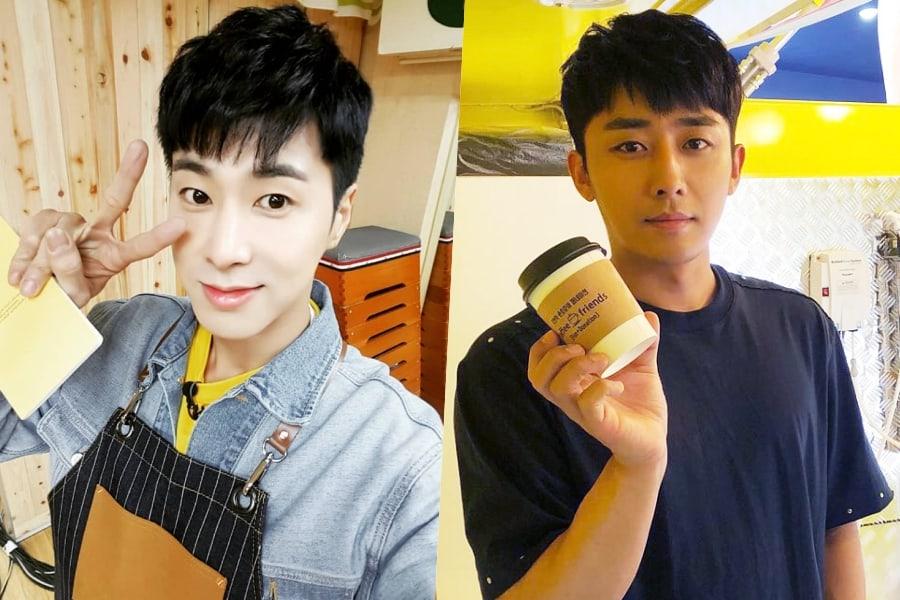 Yunho de TVXQ se une a su mejor amigo Son Ho Jun en un evento especial de donación