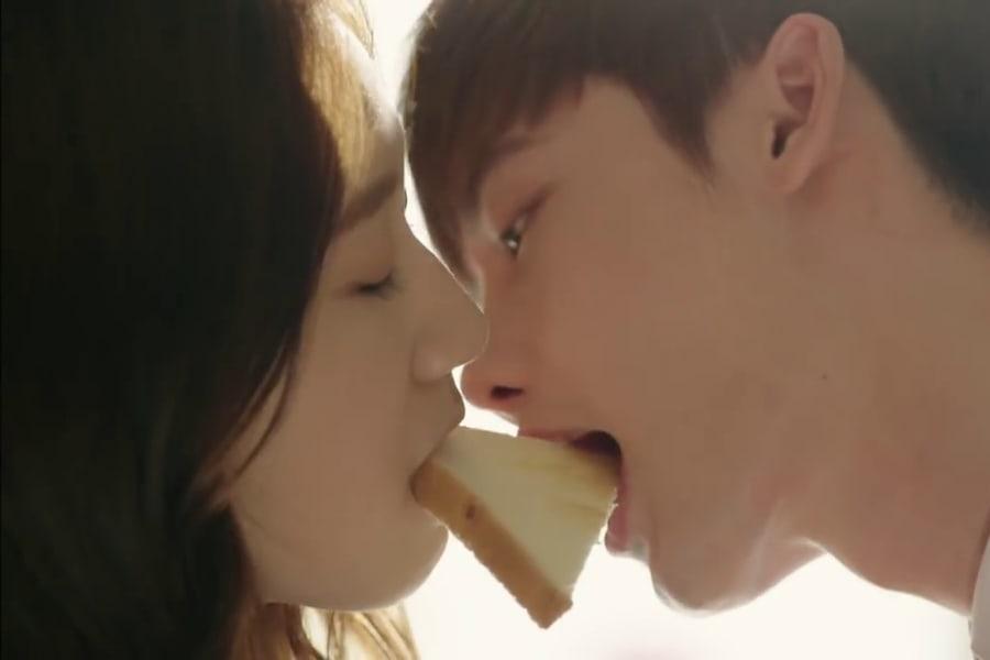 12 de los besos conceptuales más extravagantes y únicos de los K-Dramas
