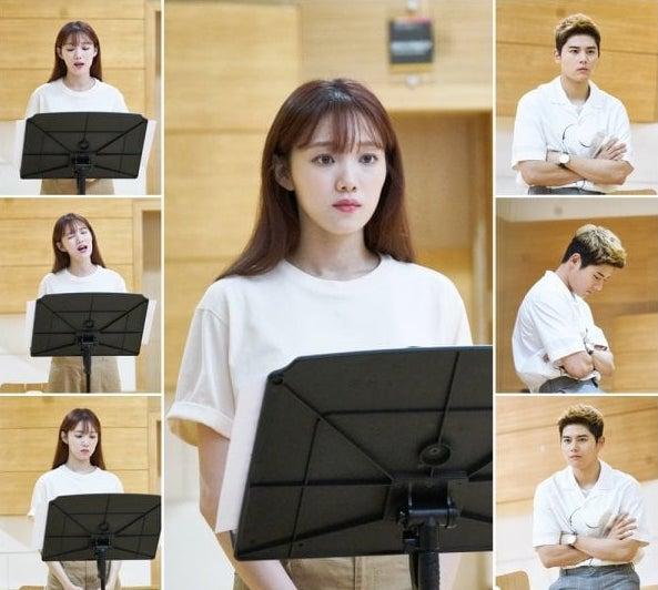 """Lee Sung Kyung tiene una estresante audición en """"About Time"""""""