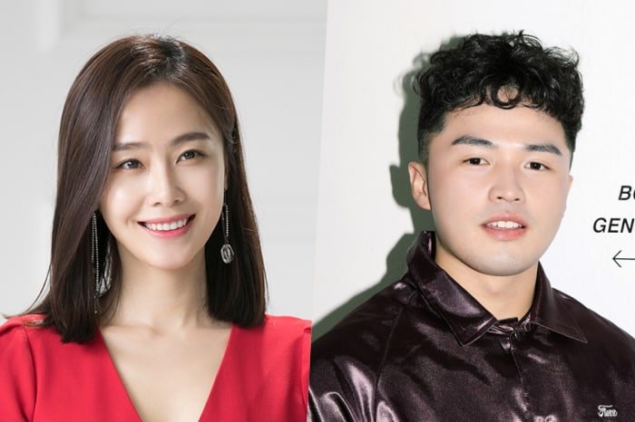 Se revela que la actriz Hong Soo Hyun y el rapero Microdot están saliendo