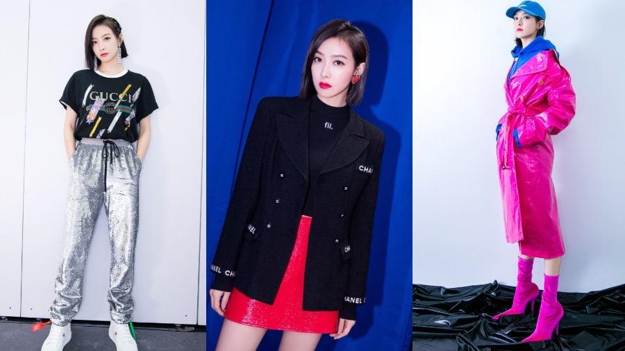 Un ícono de estilo en desarrollo: los mejores cambios de atuendo del día de Victoria Song