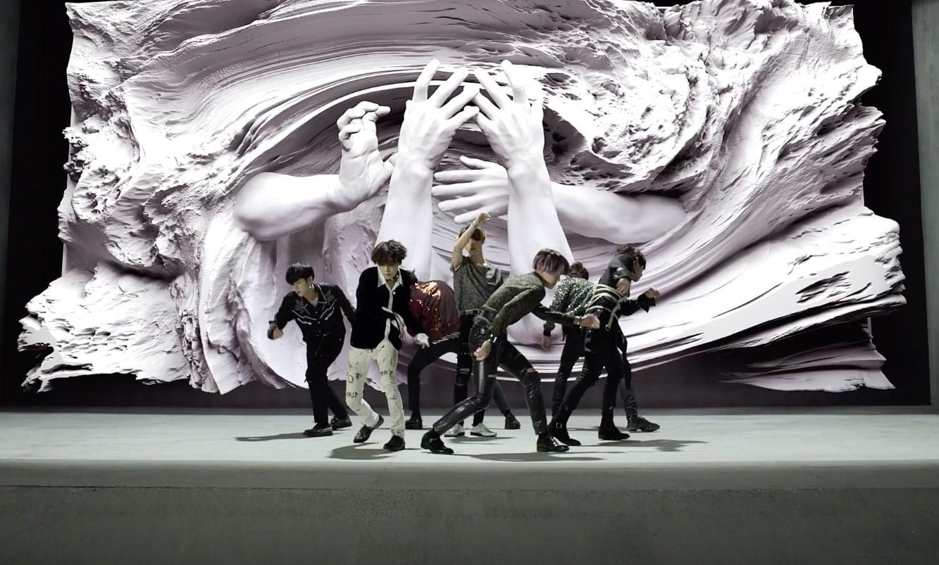 """""""Fake Love"""" de BTS se convierte en el MV de K-Pop que más rápido alcanza los 200 millones de reproducciones"""