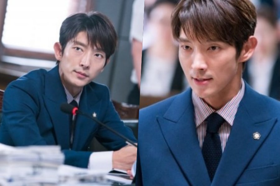"""Lee Joon Gi está determinado a hacer las cosas bien en el episodio final de """"Lawless Lawyer"""""""