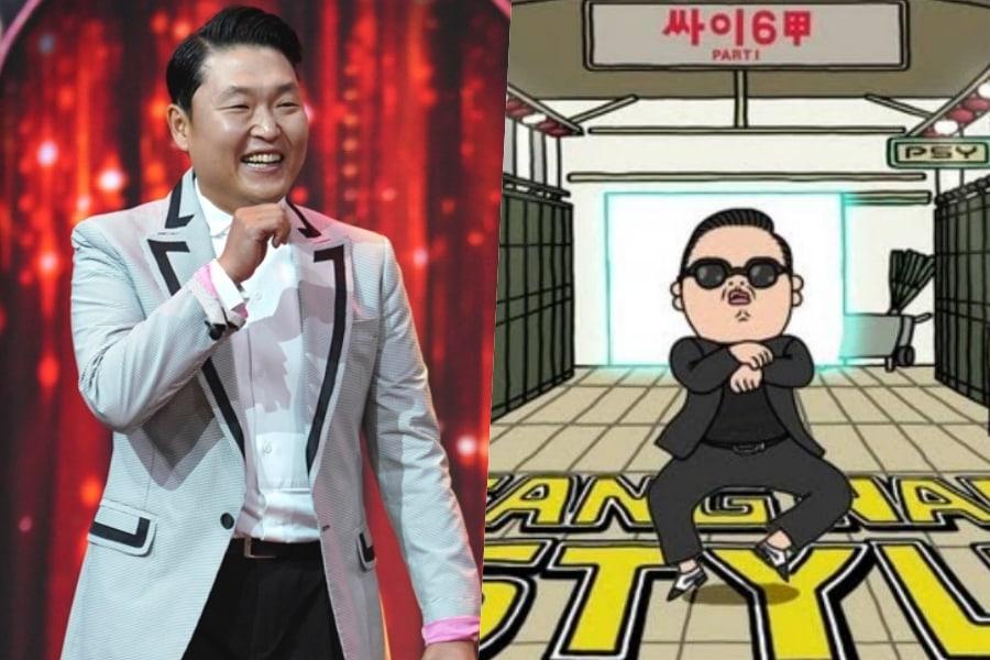 """PSY dice que casi no subió el MV de """"Gangnam Style"""" a YouTube"""