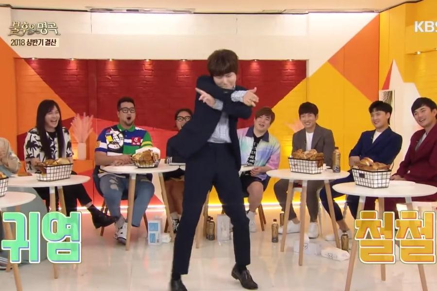 "Jung Seung Hwan muestra su amor continuo por el baile con cover de ""BANG BANG BANG"" de BIGBANG"