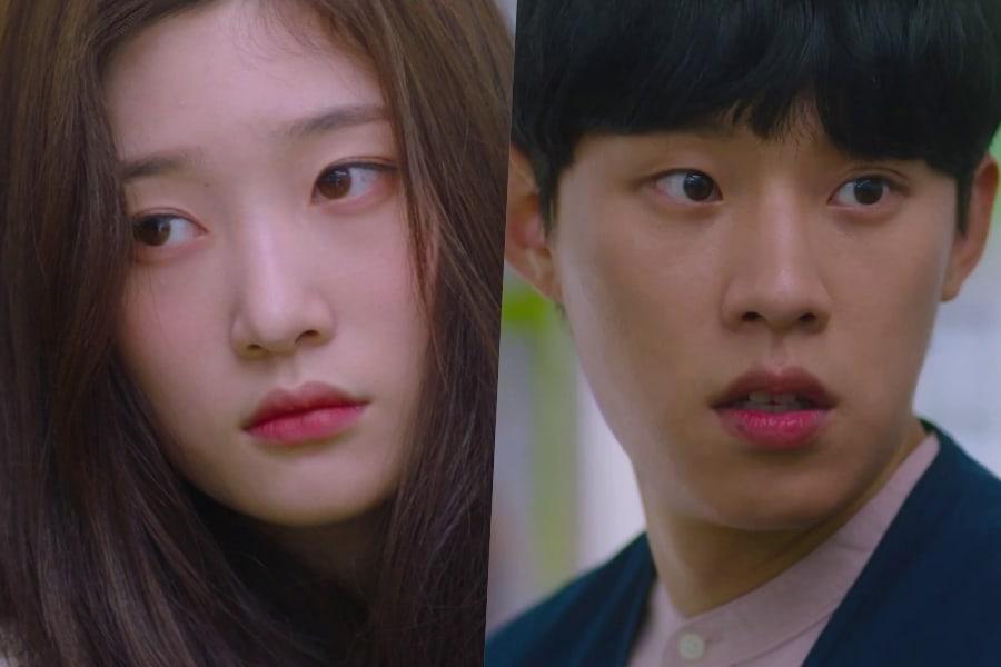 """Jung Chaeyeon de DIA y Kim Sung Cheol tienen una dinámica divertida en teasers de """"to. Jenny"""""""