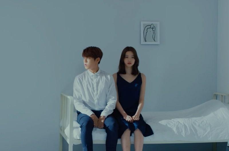 """Yang Da Il y Wendy de Red Velvet cantan """"One Summer"""" en un MV protagonizado por Park Woo Jin de Wanna One"""