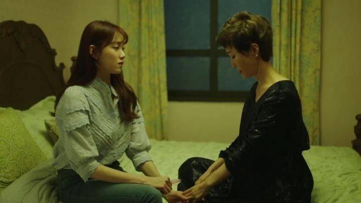 "Lee Sung Kyung y Na Young Hee comparten un emotivo pero dulce momento en ""About Time"""