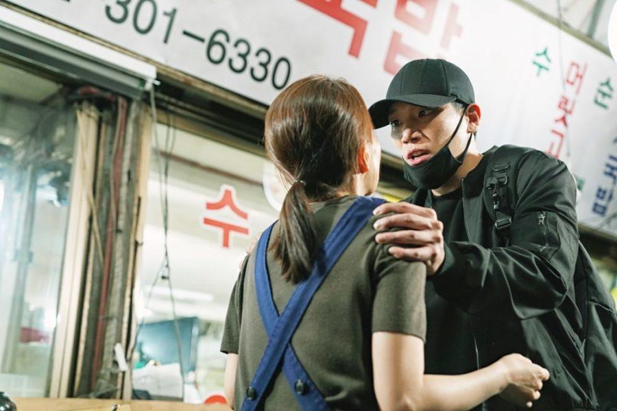 """Kim Kyung Nam advierte de forma urgente a Seo Jung Yeon en """"Come And Hug Me"""""""