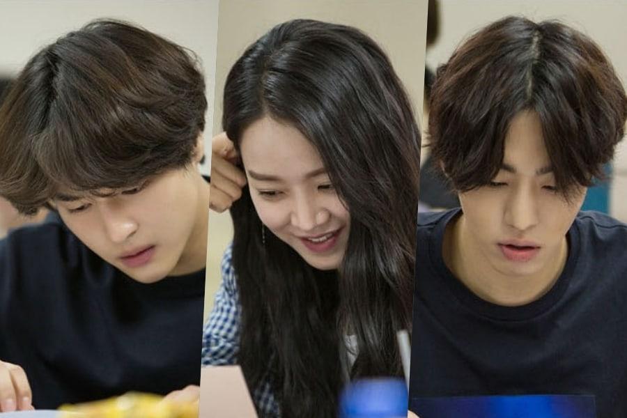 """Yang Se Jong, Shin Hye Sun, Ahn Hyo Seop y más impresionan en la lectura de guion de """"30 but 17"""""""