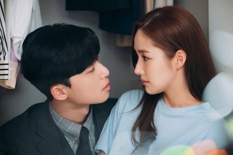 "Park Seo Joon y Park Min Young calientan el romance en ""What's Wrong With Secretary Kim"""