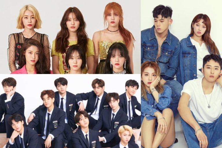 El 2018 Korea Music Festival revela alineación llena de artistas en las que se inclye a SHINee, TWICE, Wanna One y más