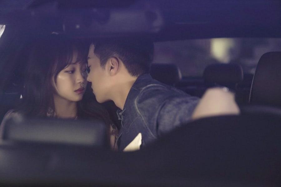 """Jang Ki Yong y Jin Ki Joo están a punto de besarse en """"Come and Hug Me"""""""