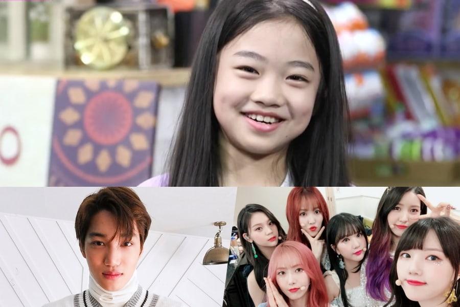 Niña bailarina Na Ha Eun habla sobre sus famosos covers de baile y ser reconocida por Kai de EXO y GFRIEND
