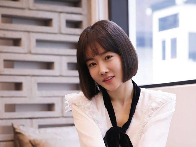 Se revela que la actriz Hwang Woo Seul Hye está en una relación