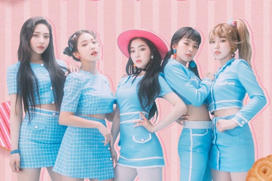 Red Velvet realiza un exitoso debut japonés, logra en #2 en la lista de Oricon