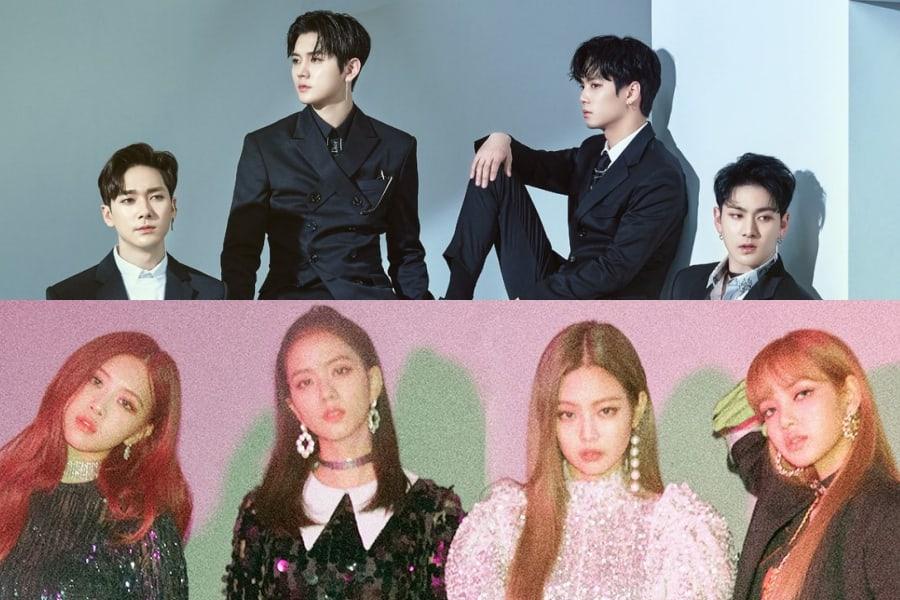 NU'EST W y BLACKPINK arrasan con las listas semanales de Gaon