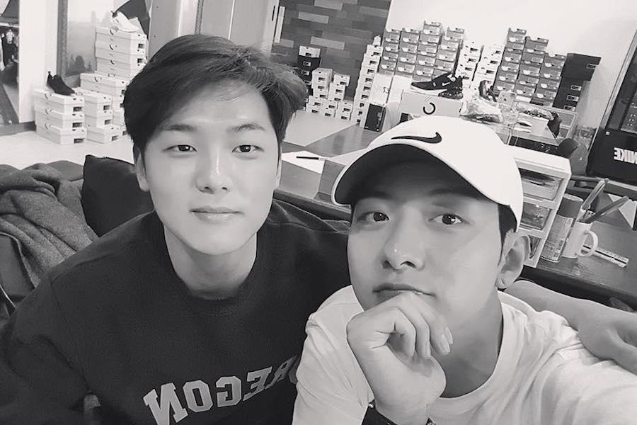 Kang Min Hyuk y Lee Jung Shin de CNBLUE se alistarán el mismo día