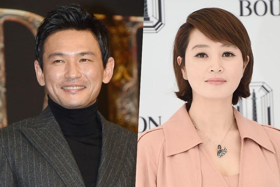 Hwang Jung Min y Kim Hye So protagonizarán nueva película de ciencia ficción