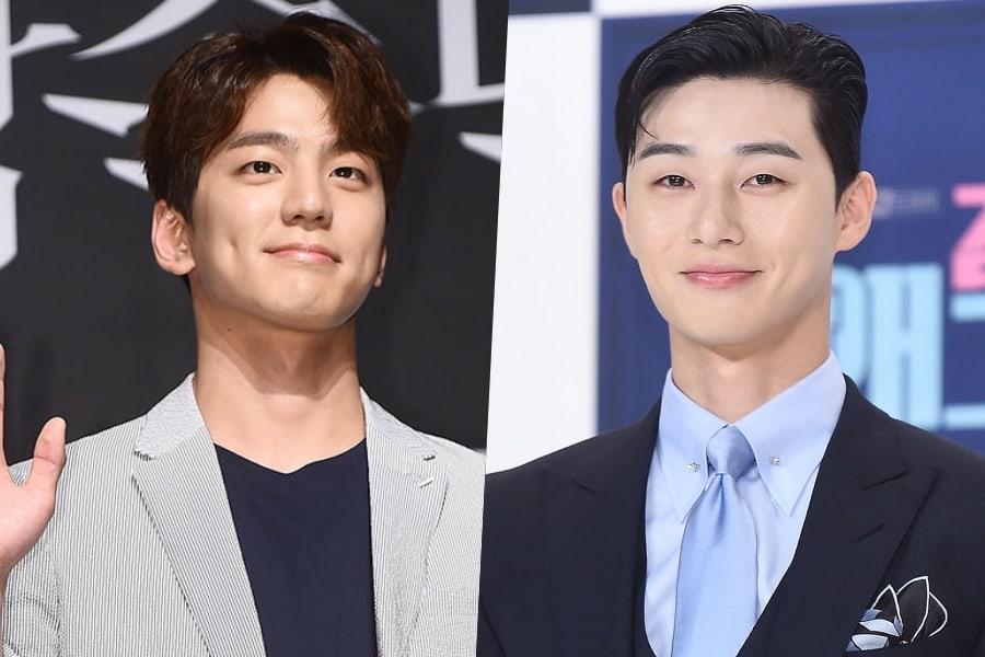 Kim Min Kyu comparte que aspira a ser como Park Seo Joon en el futuro