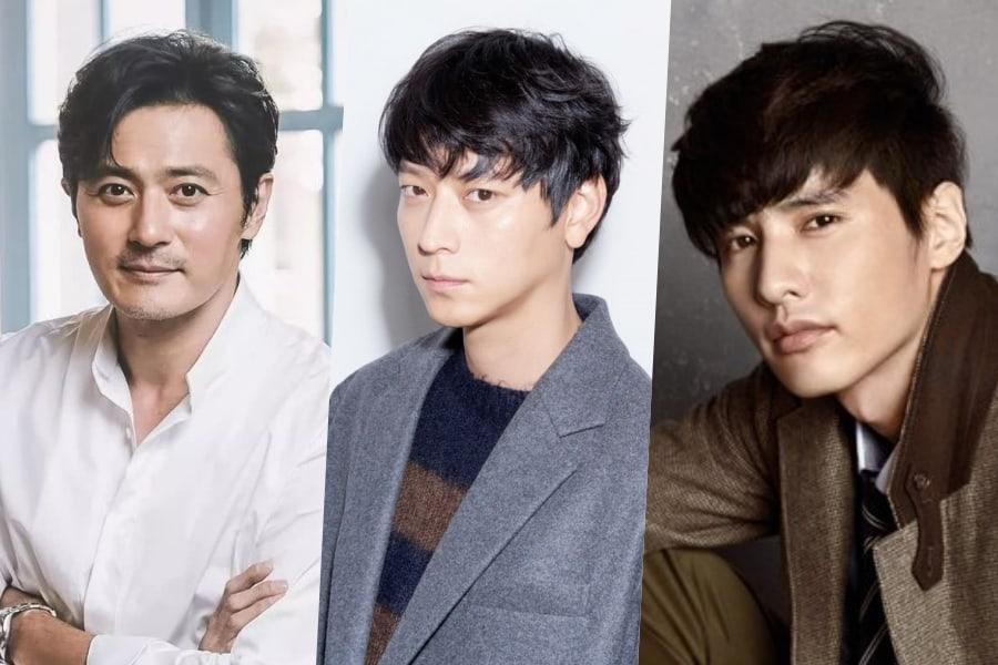 Coreanos votan por las estrellas masculinas más guapas