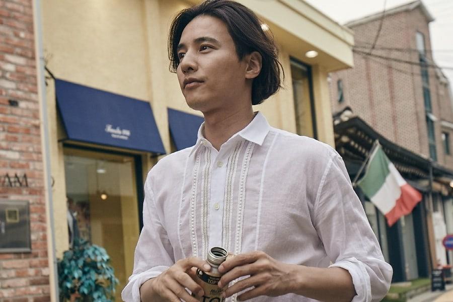 Won Bin continúa obteniendo grandes ganancias de apariciones en anuncios