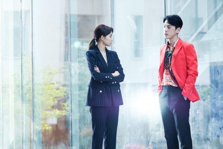 "Hwang Seung Eon y Kim Jung Hyun tienen un tenso enfrentamiento en ""Time"""