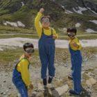 Song Il Gook comparte adorable foto de sus trillizos como minions