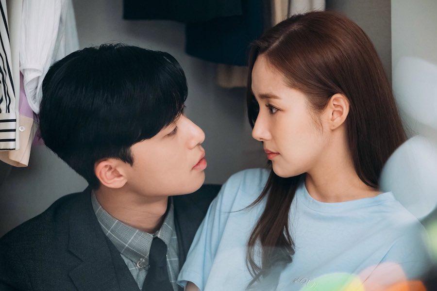 """7 veces que Park Seo Joon y Park Min Young fueron ejemplo de la pareja perfecta en los episodios 9 y 10 de """"What's Wrong With Secretary Kim"""""""