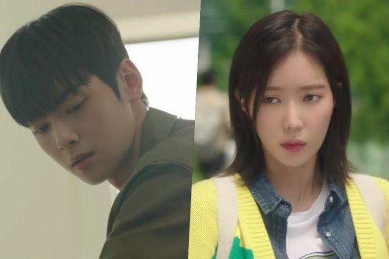 Cha Eun Woo de ASTRO está pendiente de Im Soo Hyang en nuevo drama teaser