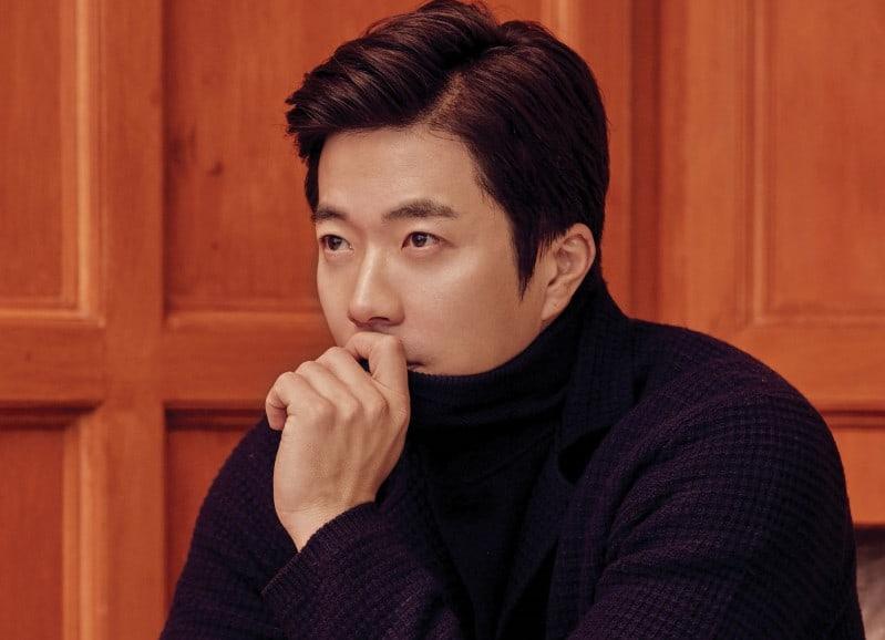 Kwon Sang Woo compra edificio de 28 mil millones de wones