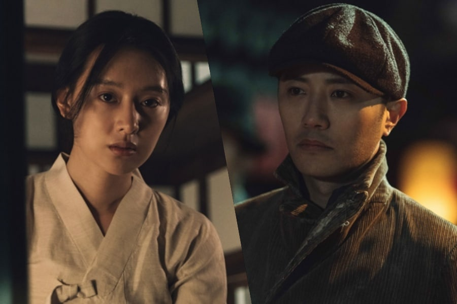 """""""Mr. Sunshine"""" muestra una imagen de los cameos de los actores de """"Descendants Of The Sun"""", Kim Ji Won y Jin Goo"""