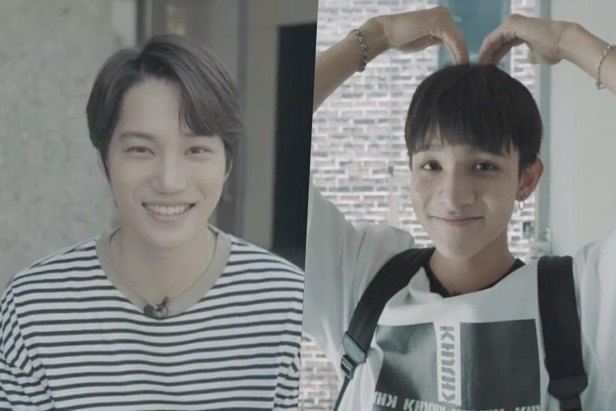 """Kai de EXO y Samuel aparecerán como los primeros invitados en el nuevo programa """"Star Road"""""""