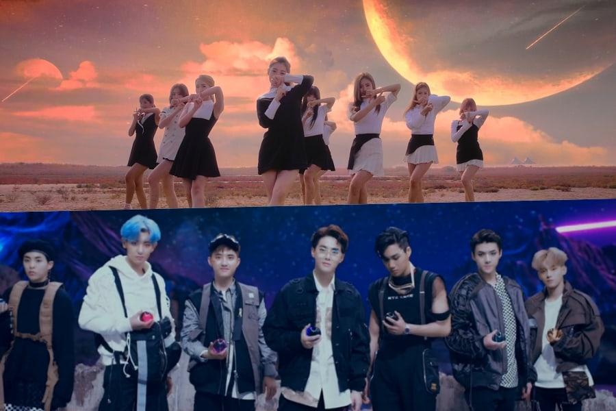 15 MVs de K-Pop que llevan la ciencia ficción al siguiente nivel