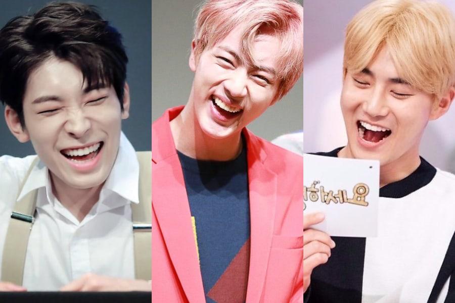 7 ídolos K-Pop que no pueden dejar de contar chistes de padres