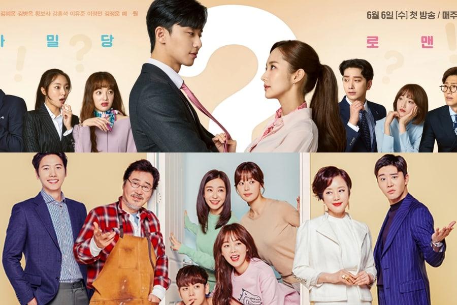 Se revela el ranking de reputación de marca de dramas del mes de julio