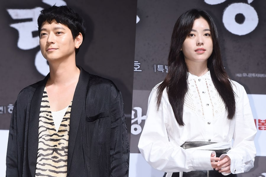 Kang Dong Won y Han Hyo Joo niegan rumores de citas