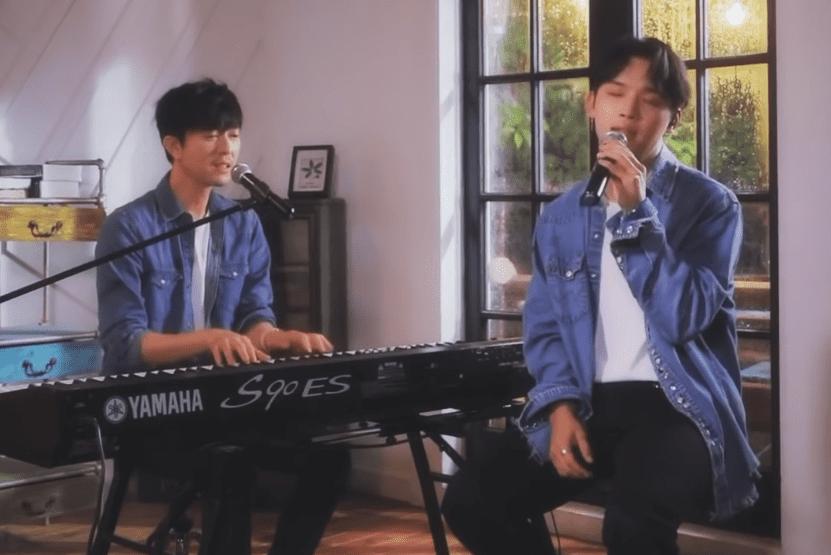 Yoon Gun y Hyunsik de BTOB cantan en vivo su nuevo tema remake