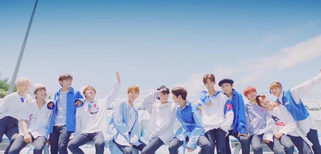"""[Actualizado] The Boyz se prepara para su nuevo sencillo """"Keeper"""" con la cubierta del álbum"""