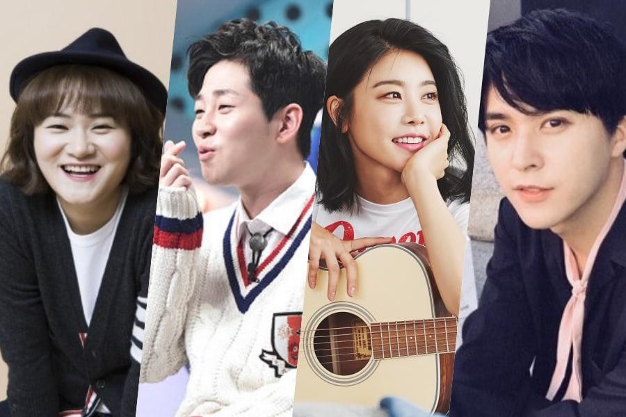 Kim Shin Young, DinDin, Sojin y Son Dongwoon se convertirán en conductores del próximo reality show de GWSN