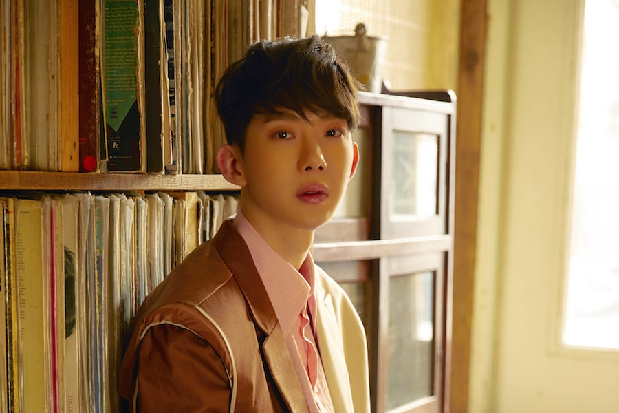 Jo Kwon de 2AM anuncia fecha para iniciar servicio militar