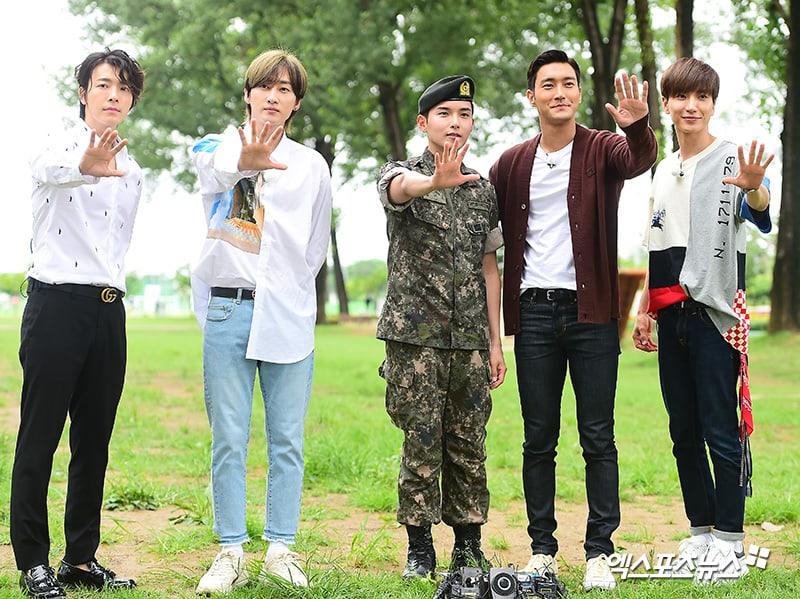 Ryeowook de Super Junior habla sobre grupos femeninos, planes futuros y más