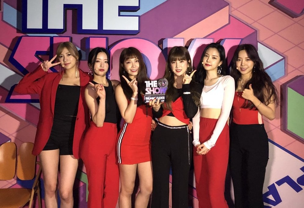 "Apink obtiene primera victoria para ""I'm So Sick"" en ""The Show"" – Presentaciones de Golden Child, UNB y más"
