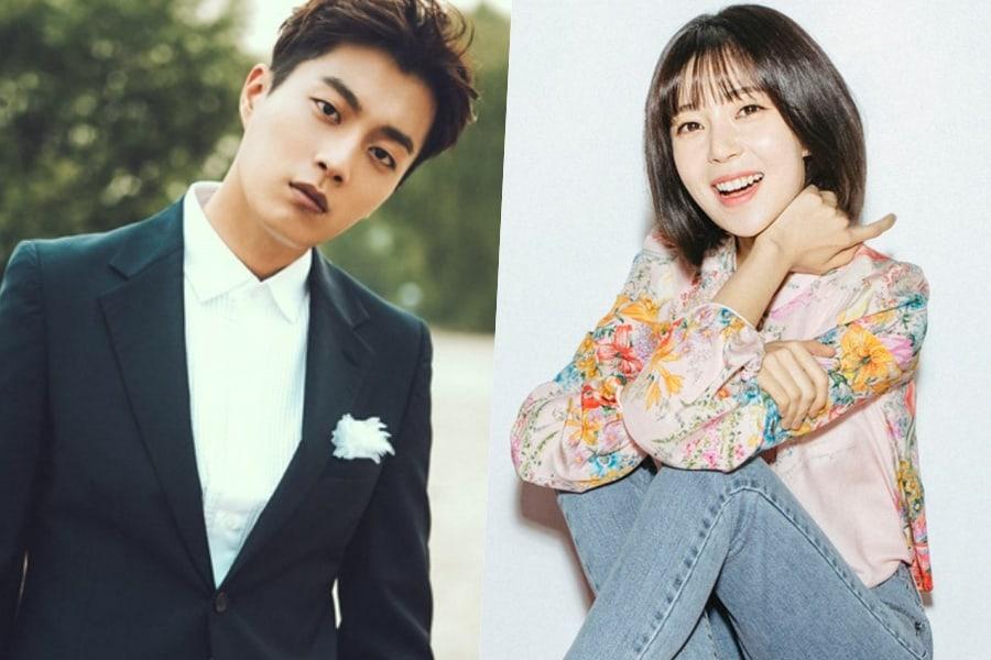Yoon Doojoon y Baek Jin Hee revelan las primeras impresiones que tuvieron el uno del otro