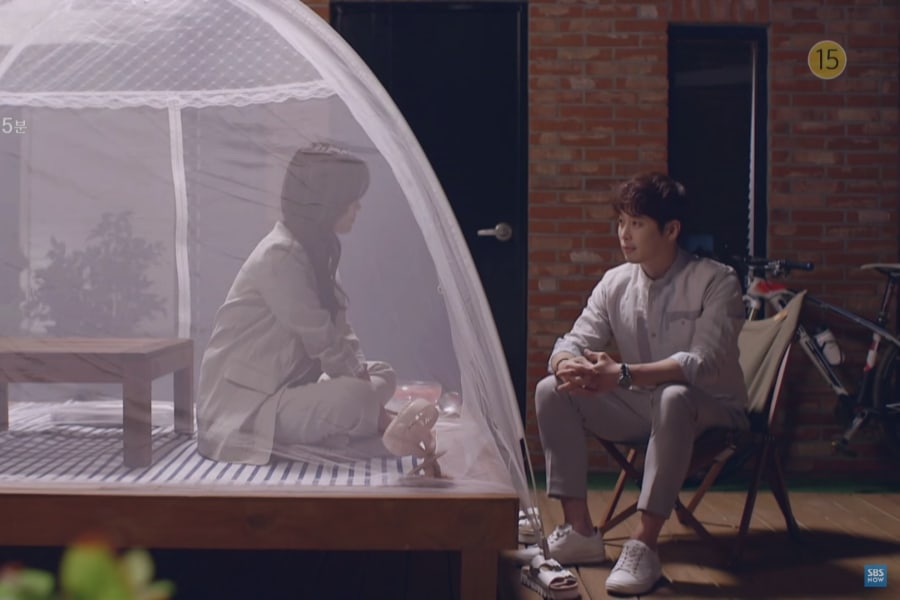 """Kim Jae Won ayuda a Nam Sang Mi a descubrir su identidad en el teaser de """"Let Me Introduce Her"""""""